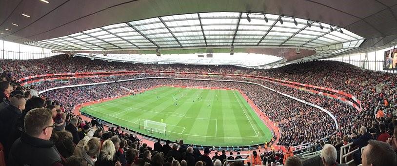 Een voetbalwedstrijd bijwonen in London