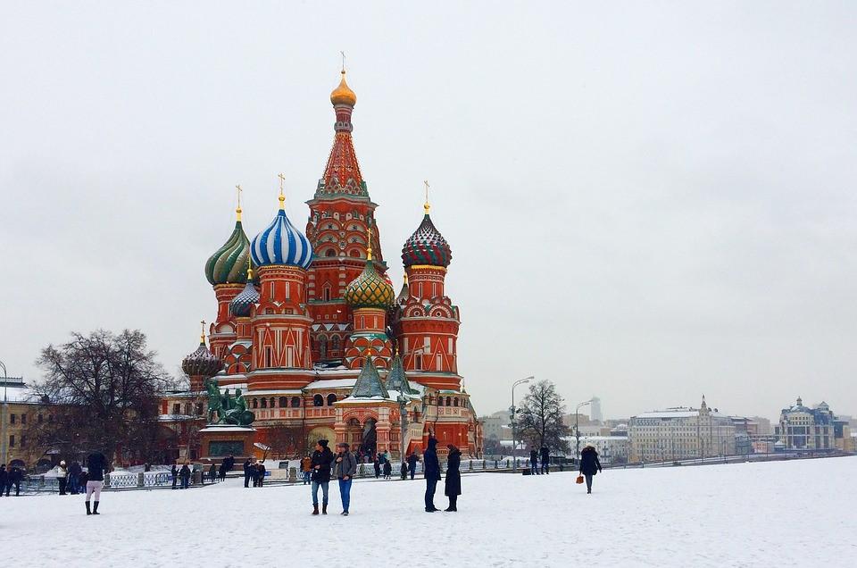 Moskou en Sint Petersburg, vergeten wereldsteden