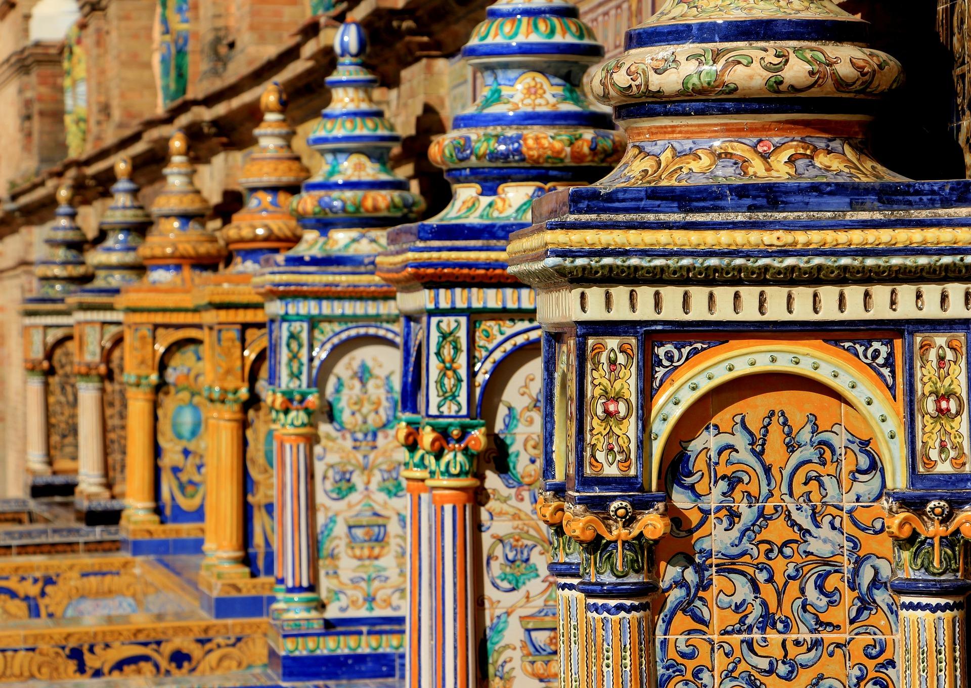 Een weekendje Sevilla