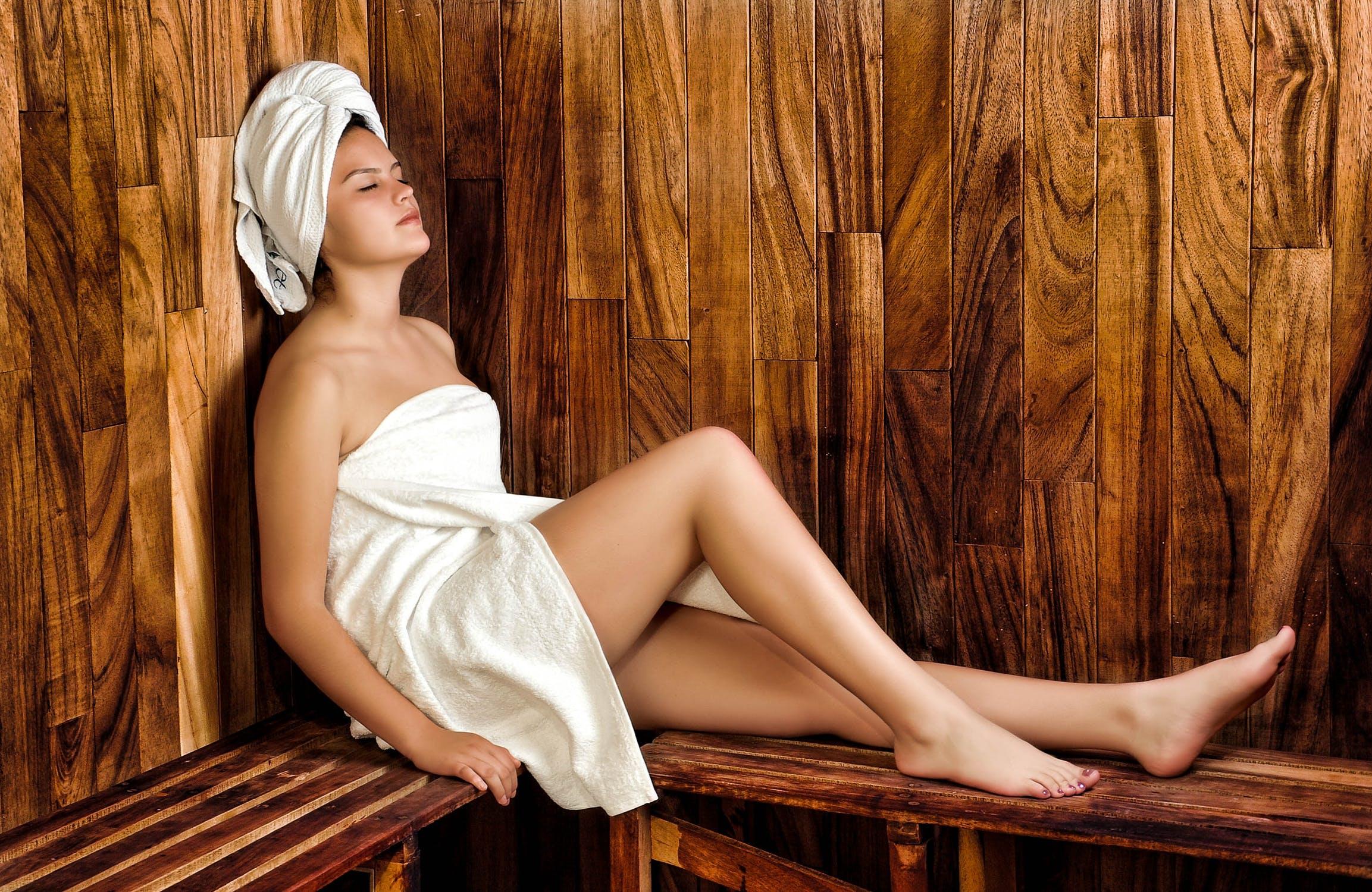 Ga goed voorbereid naar de sauna