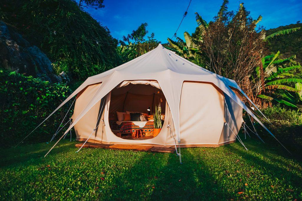 Tips om koel te blijven op de camping in de zomer