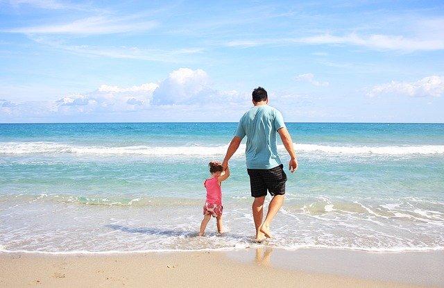 Verre reizen met kinderen maken