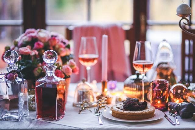 Zo creëer je een mooie tafel tijdens de feestdagen