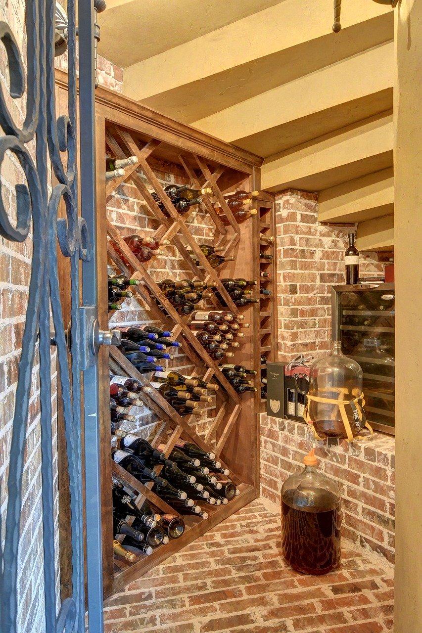 Manieren om je wijn te bewaren
