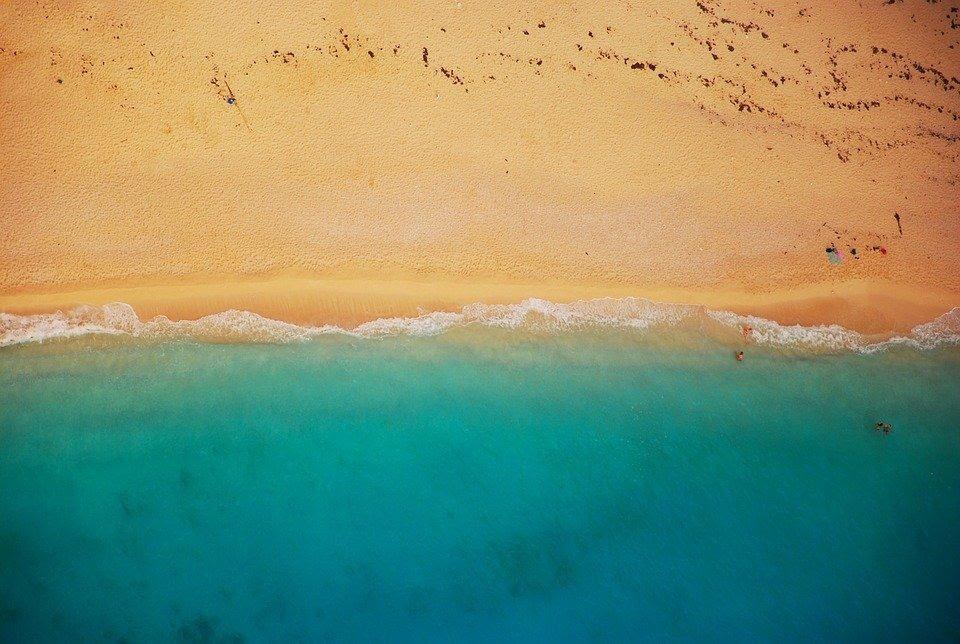 Een vakantie bedenken voor aankomende zomer